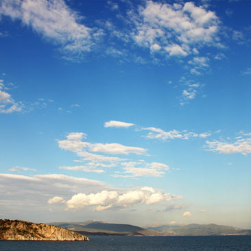 The incredible summer sky of Tolo